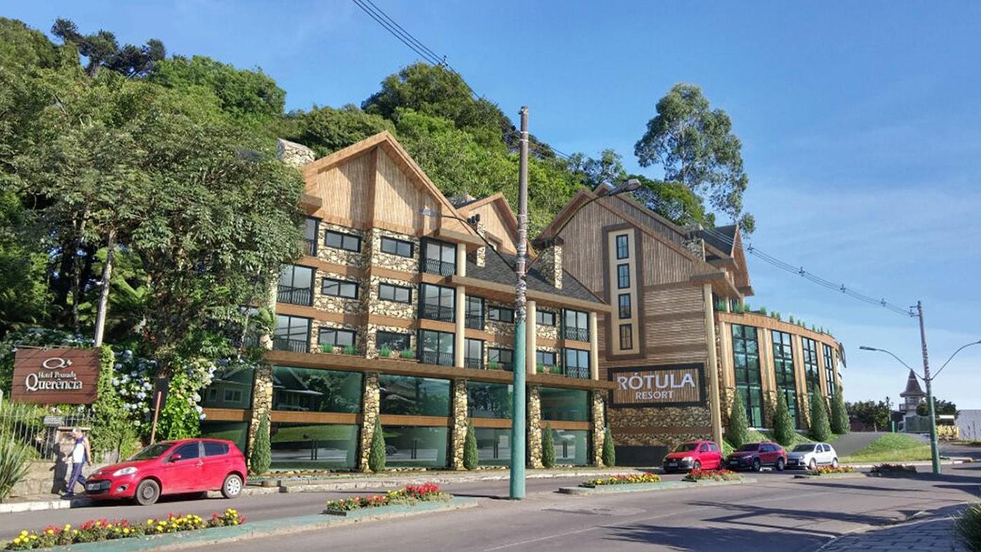 Corporativo ESTUDO HOTEL GRAMADO